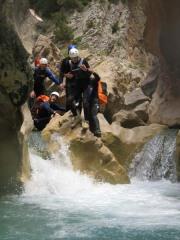 canyoning-sierra-de-guara / guara-canyoning