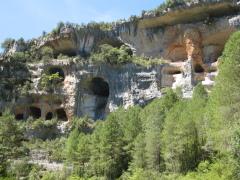 sierra-de-guara-canyon-canyoning rio-vero