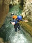 canyoning-sierra-de-guara / guara-canyoning - espagne