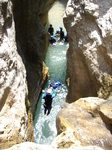 canyoning-sierra-de-guara / guara-canyoning - 3 jours