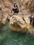 canyoning-sierra-de-guara / guara-canyoning - sejour