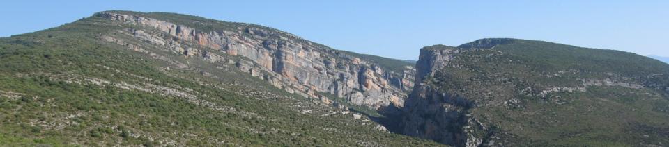 Sierra de Guara - Alquezar - Espagne